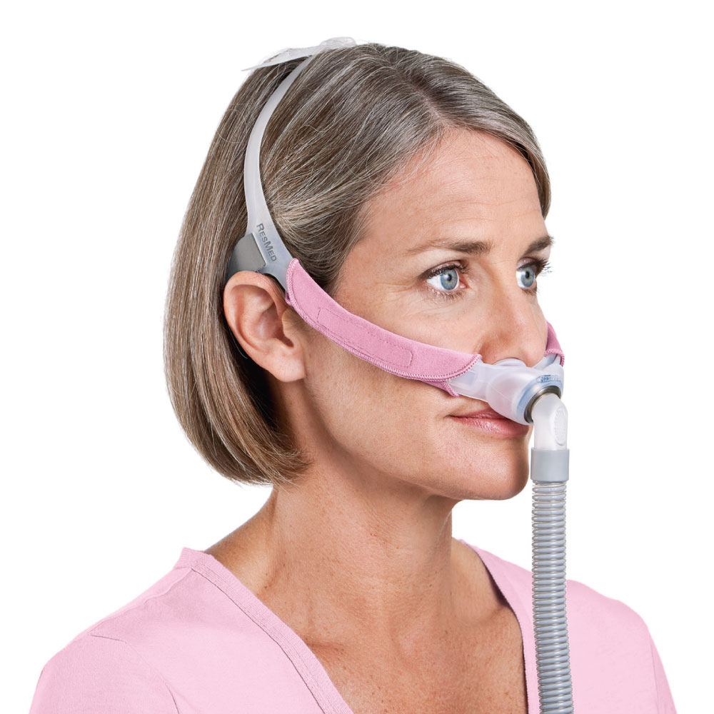 Pillow Mask For Cpap