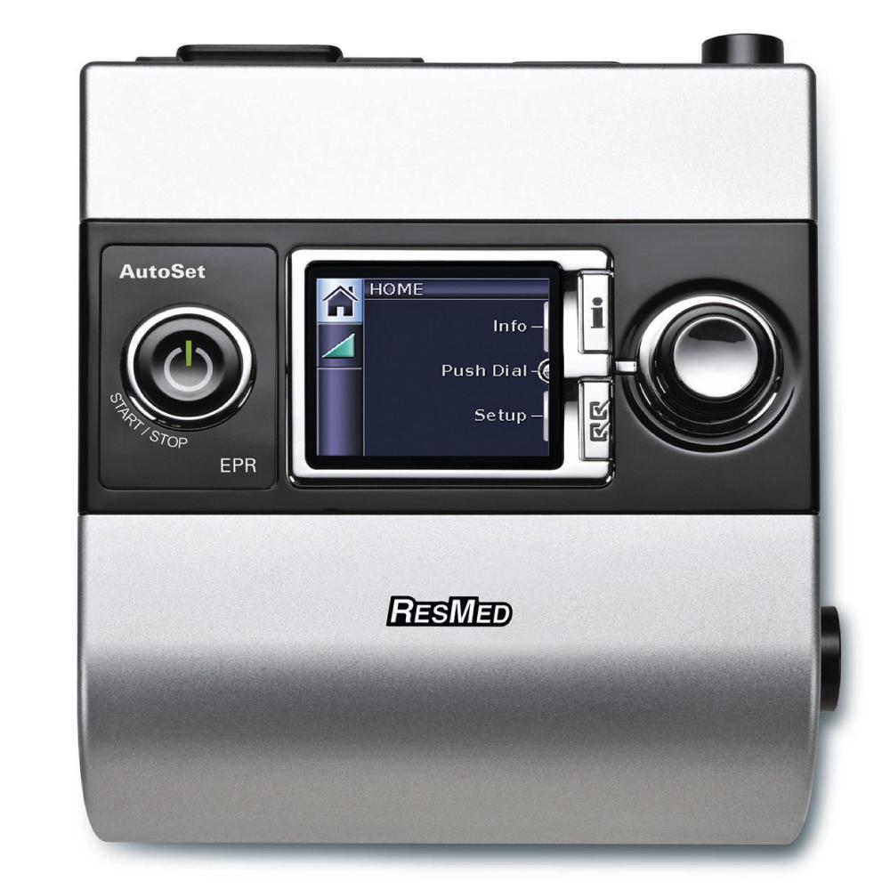 Cpap S9 Autoset Com Easy Breathe Resmed Cpap