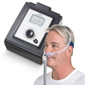 CPAP System One Auto A-Flex + Máscara Nasal Swift FX + 10 Filtros